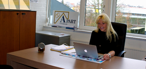 Diana van der Werf Apart Finance